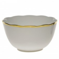 ROUND OPEN VEGETABLE BOWL