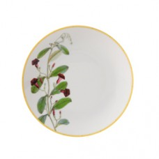 "Coupe bread & butter plate - 6.3"" JARDIN INDIEN"