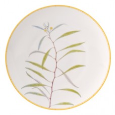 "Coupe Dinner Plate - 10.2"" JARDIN INDIEN"