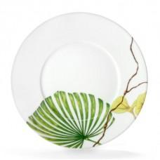 Ikebana Dessert Plate Palme