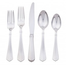 JULISKA KENSINGTON 5 PIECE FLATWARE
