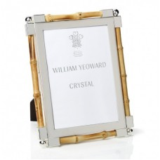 William Yeoward Bamboo 4x6 Picture Frame
