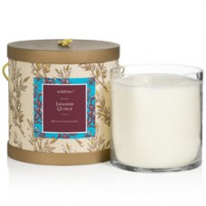 Japanese Quince Classic Toile 88 Ounce Candle