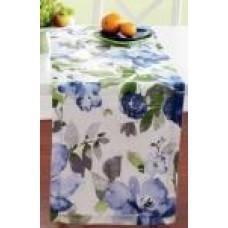 Blue Bouquet Napkin
