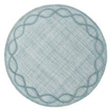 Placemat Ice Blue Tuileries Garden