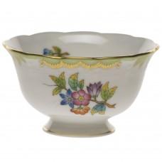 """Queen Victoria Open Sugar Bowl 3""""D 1.5""""H"""